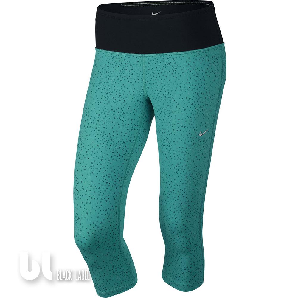 0852d447b69a9b Nike Epic Lux Printed Damen Caprihose Laufhose Fitness Tights ...